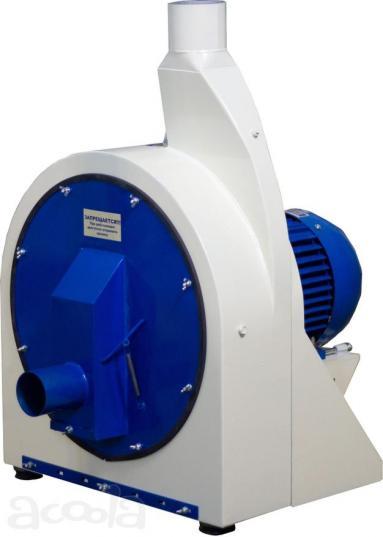 Дробилка - вентилятор при производстве удобрений дробилка ксд 2200 в Сафоново